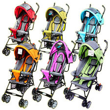 BabyStar Kinderwagen Buggy Kindersportwagen Babywagen Jogger - 5 Farben + GRATIS