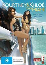 Kourtney & Khloe Kardashian Take Miami DVD 2009, 2-Disc Set