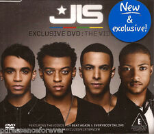 JLS - The Videos EP: Beat Again (UK Asda Stores Exclusive 3 Tk DVD Single)