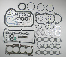 FULL ENGINE SUMP BOTTOM HEAD GASKET SET VW GOLF CORRADO JETTA GTi 1.8 16V KR PL