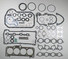 FULL ENGINE SUMP BOTTOM HEAD GASKET SET VW GOLF CORRADO JETTA GTi 1.8 16V KR PL