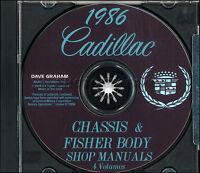1968 Cadillac Deville Seville Eldorado Fleetwood Wiring Diagrams Manual Ebay