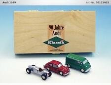 Schuco Piccolo Set 90 Years Audi 1999 Ag 50123403