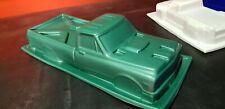 Unbreakable rc body for Traxxas XMaxx Chevy C10 !! Green body!!!
