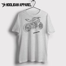 MV Agusta Diablo Brutale3 2018 Inspired Motorcycle Art Men's T-Shirt