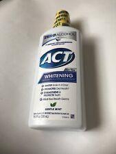 Act Whitening Mouthwash -Gentle Mint