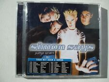 Simon Says - Jump Start (1999) CD