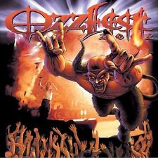 Ozzfest 2002 Live Album [Clean] [Edited] by Various Artists (CD, Sep-2002, Sony