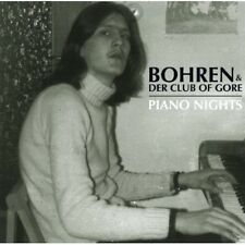 Bohren & der Club of Gore - Piano Nights [New CD] Digipack Packaging
