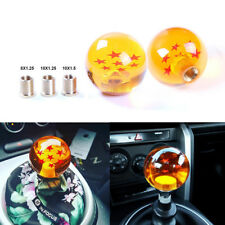 Red&Yellow Car Racing Dragon Ball Gear 54mm Diameter Shift Knob 7 star x1.25 NT5