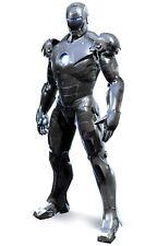 IRONMAN MARK 2 - SCALA 1:1 INDOSSABILE COSPLAY ( Costume, armatura, avengers )