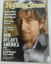 Rolling Stone Magazine Bob Dylan & Green Day Mike Tyson May 2009 043015R