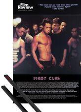 Set: Fight Club Poster (91x61cm) + Posterleisten #B028973