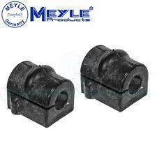 2x Meyle (Germania) Anti Roll Bar boccole asse anteriore sinistro e destro NO: 614 035 0026