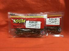 "ZOOM 6"" Lizard (9cnt) #002-144 Dirt (2 PCKS)"