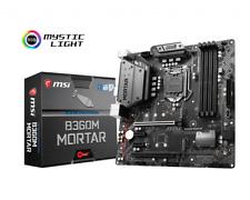 MSI B360M MORTAR INTEL Motherboard