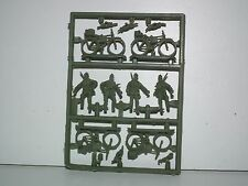 Hat 1/72 Scale German WWII Bicycle Infantry Model Kit - Contains 1 Sprue