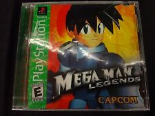 Mega Man Legends (Sony PlayStation 1, 1998) Brand New Factory Sealed