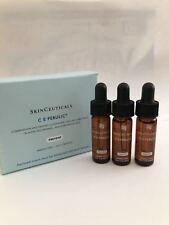 SkinCeuticals C E Ferulic - 3 travel Travel Size Samples FRESH Brand New NB