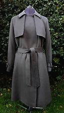 BNWT Jaeger Loro Piana 100% Pure Cashmere Deconstructed Trench (UK 14)  RRP £999