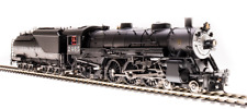 HO - BROADWAY LIMITED 5922 SOUTHERN PACIFIC Light Pacific 4-6-2 # 2470 DCC & SND