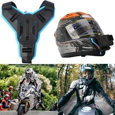 Motorcycle Helmet Front Chin Mount Holder for Gopro Hero 6 5 4 Xiaomi Yi Camera