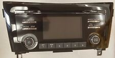 Rogue 2014-2016 MP3 CD iPod USB radio. New OEM factory original stereo