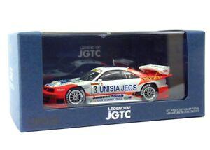 EBBRO 44255 1:43 Unicyia Jex Skyline JGTC 1998 #3 R33 High Downforce