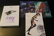 Mtv's Aeon Flux the Complete Animated Series, a 3 Dvd set Tested Free S&H (6A)