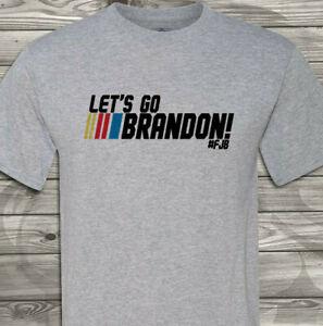 Let's Go Brandon - #FJB - Joe Biden Chant - (Up to 6xl) - Free Shipping
