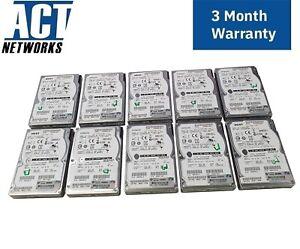 "Lot of 10 Pulled HP 3PAR 450GB SAS HDD 6G 2.5"" M6710 5697-1286"