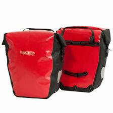 ORTLIEB BACK-ROLLER CITY 2er Set Gepäcktasche Fahrradtasche 2x20L rot F5001