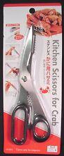 Japanese Kitchen Crab Scissors Shears