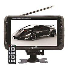 """BRAND NEW Supersonic SC-195 7"""" Portable LCD TV w/ Digital Tuner/USB/SD/MMC/AV IN"""