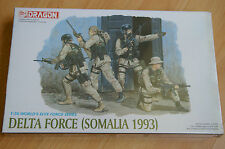 MINIATURAS MILITARES DRAGON 3022 DELTA FORCE (SOMALIA 1993) 1:35