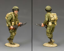 KING & COUNTRY ISRAELI DEFENSE FORCE IDF003 ISRAELI MACHINE GUNNER MIB