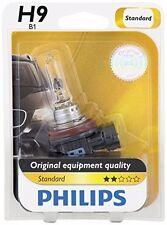 Philips 12361B1 H9 Halogen Light Bulb - St&ard-Single Blister Pack x1