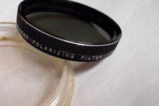 Vivitar 49mm Circular Polarizer Filter in Jewel CaseVintage-Screw-in