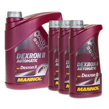 7 (4+3) Liter MANNOL Dexron II Automatik Getriebeöl/ ATF Öl/ Servolenkung