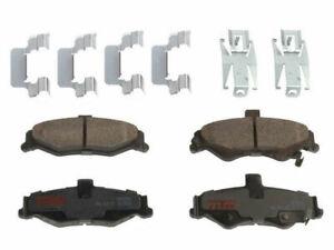 Rear Brake Pad Set For 1998-2002 Pontiac Firebird 1999 2000 2001 Q248JP