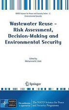 Wastewater Reuse - Risk Assessment, Decision-Mak, , Very Good