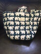 insulated Polar Bear Cooler Bag Universal.