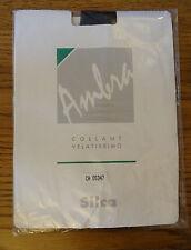Ambra 15 deniers transparent Collants taille 5 56-58 Anthracite