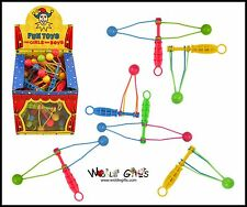 10 Party Loot bag Toys Clackers, Ideal for Birthday Parties