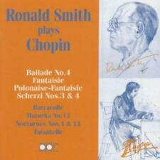 Fryderyk Chopin : Ronald Smith Plays Chopin CD (2001) ***NEW***