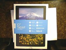 "Lenovo Tab 2 10"" Inch 16 GB Tablet BLACK HD ANDROID TB-X103F BRAND NEW OPEN BOX"