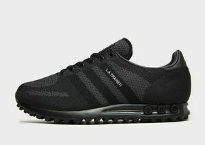 adidas Los Angeles Black Sneakers for Men for Sale   Authenticity ...