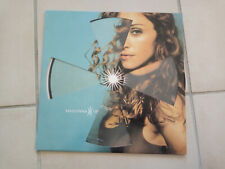 MADONNA Ray of light  LP PICTURE DISQUE