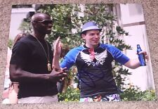 PAUL SCHEER SIGNED AUTOGRAPH ANDRE THE LEAGUE 8x10 PHOTO B w/PROOF