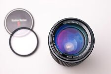 Vivitar Series 1 70-210mm f/3.5 Macro Focusing Auto Zoom VMC Kino M42  (#2165)